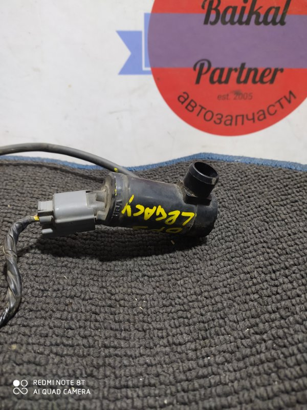 Мотор омывателя Subaru Legacy BP5 EJ20