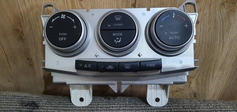 Блок управления климат-контролем Mazda Premacy CREW LF-DE