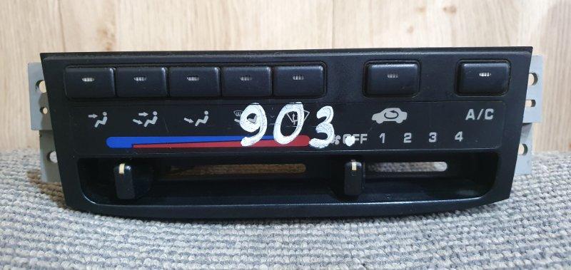 Блок управления климат-контролем Honda Partner EY8 1999