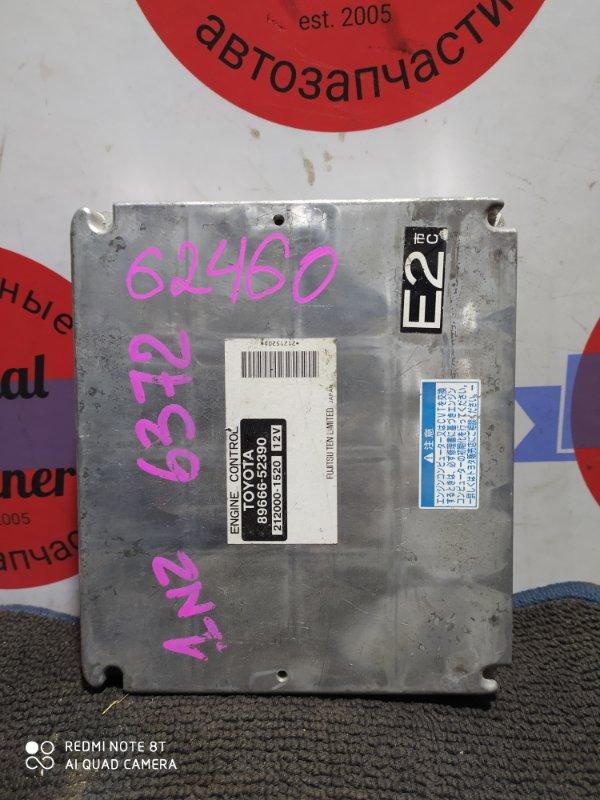 Блок управления двс Toyota Sienta NCP81 1NZ-FE 89666-52390