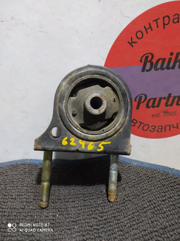 Подушка двс Toyota Rav4 SXA11 3S-FE задняя 12371-74460
