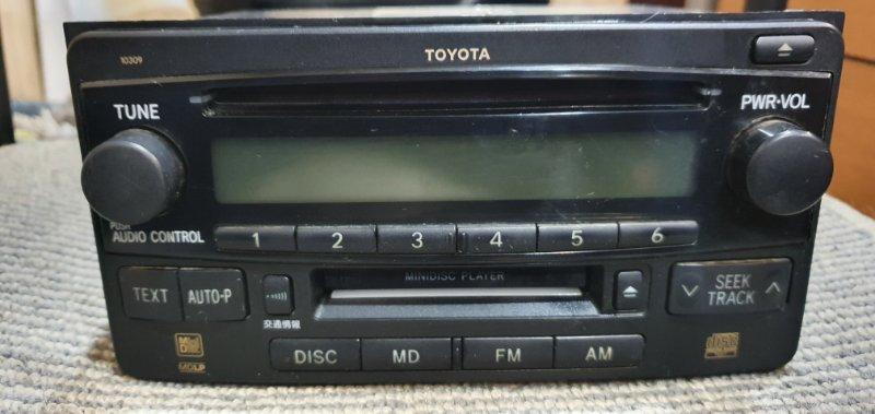 Магнитофон Toyota Ist NCP61 1NZ-FE