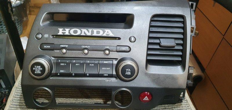 Магнитофон Honda Civic FD1 R18A 2007