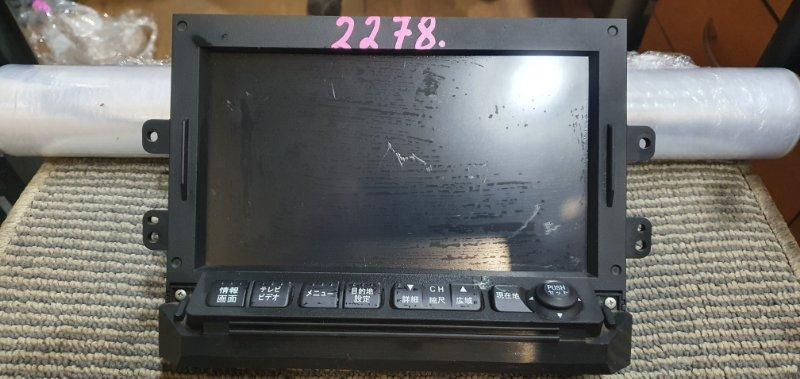Монитор Honda Step Wagon RF3 K20A 2004