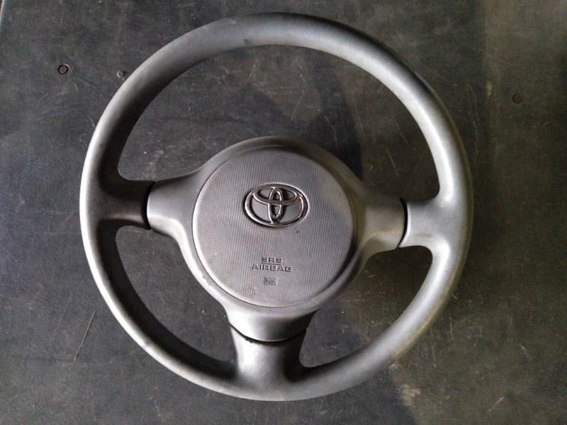 Airbag на руль Toyota Sienta NCP81G 1NZ-FE 2006