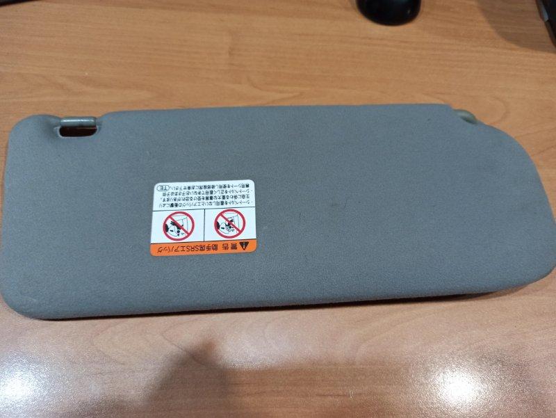Солнцезащитный козырек Toyota Celsior UCF21 1UZ-FE левый 8