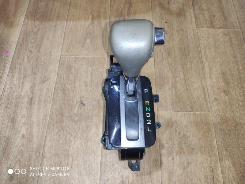 Рычаг переключения кпп Toyota Camry ACV30 2AZ-FE 2002