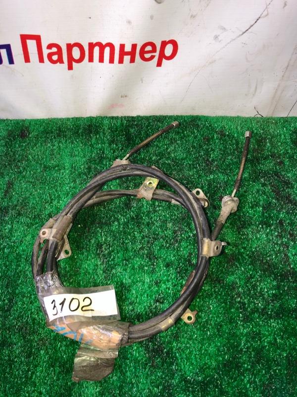 Тросик ручника Toyota Passo KGC10 1KR-FE задний правый 3102