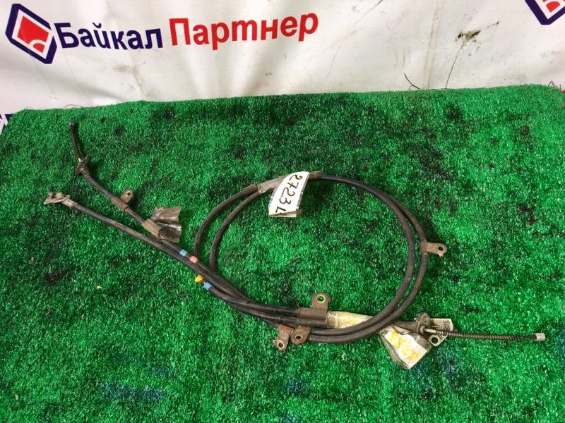 Тросик ручника Toyota Passo KGC10 1KR-FE задний правый 2723