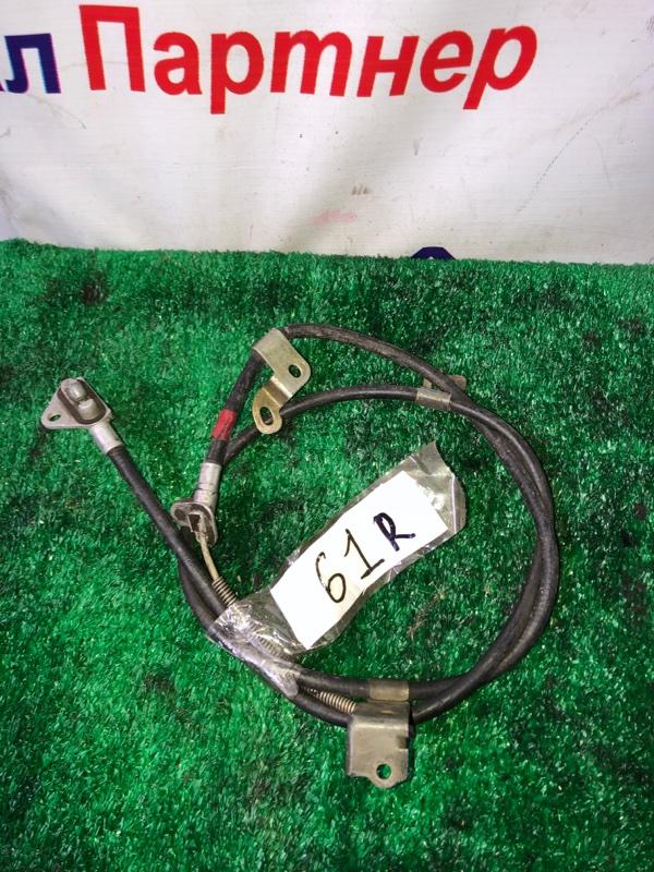 Тросик ручника Toyota Platz NCP12 1NZ-FE задний правый 61