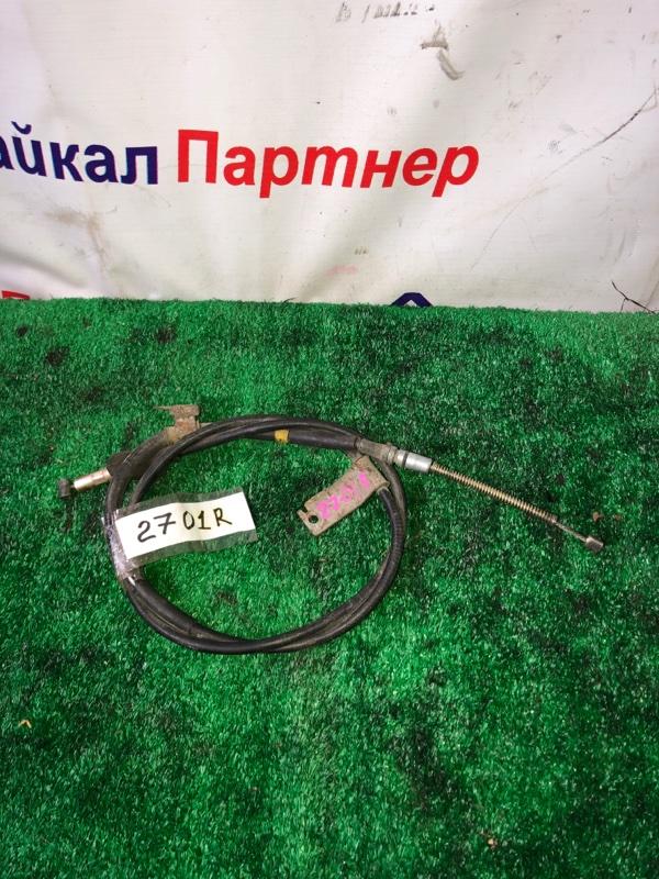 Тросик ручника Honda Fit Aria GD6 задний правый 2701