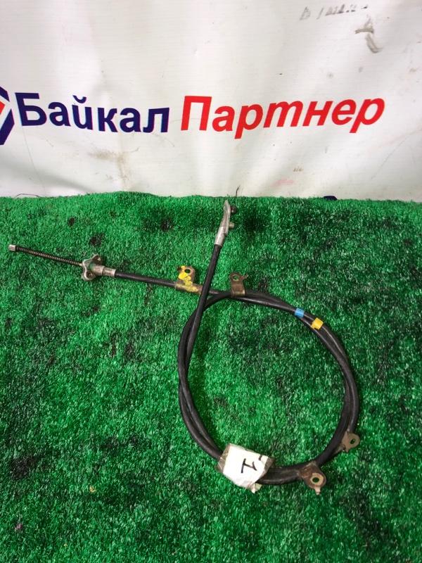Тросик ручника Toyota Passo KGC10 1KR-FE задний правый 51