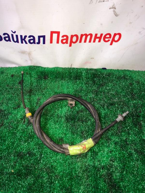 Тросик ручника Nissan Tiida NC11 HR15DE задний правый 3087