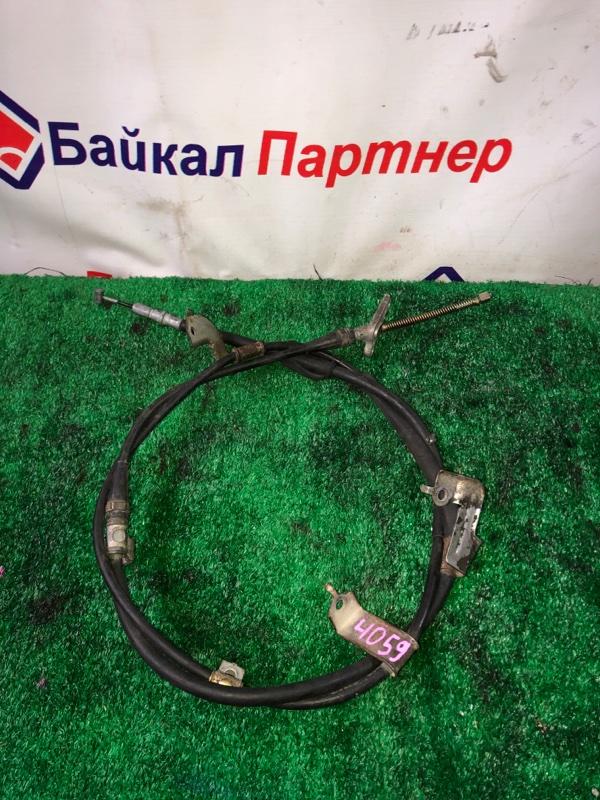 Тросик ручника Honda Stream RN1 D17A 2004 задний правый 4059