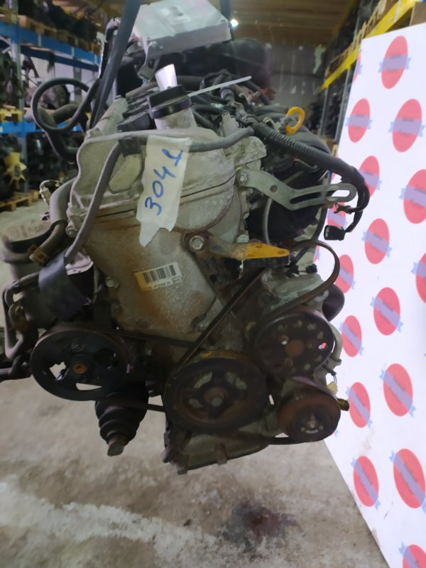 Двигатель Toyota Porte NNP15 1NZ-FE 2008