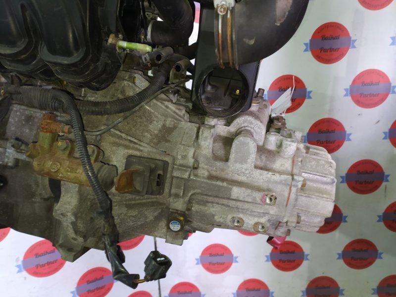 Мкпп Toyota Vitz NCP15 2NZ-FE