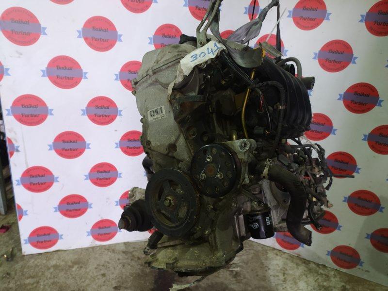 Двигатель Toyota Sienta NCP85 1NZ-FE