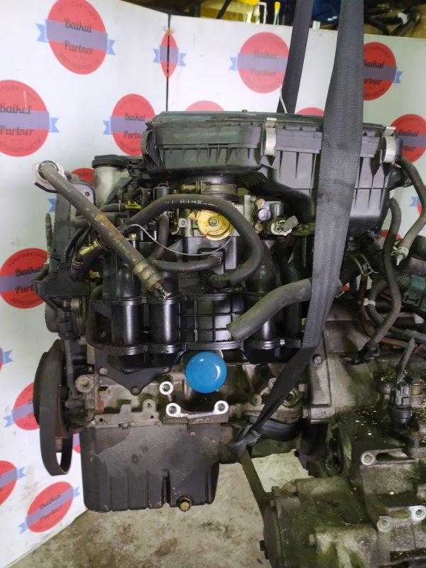 Двигатель Honda Stream RN2 D17A 2004
