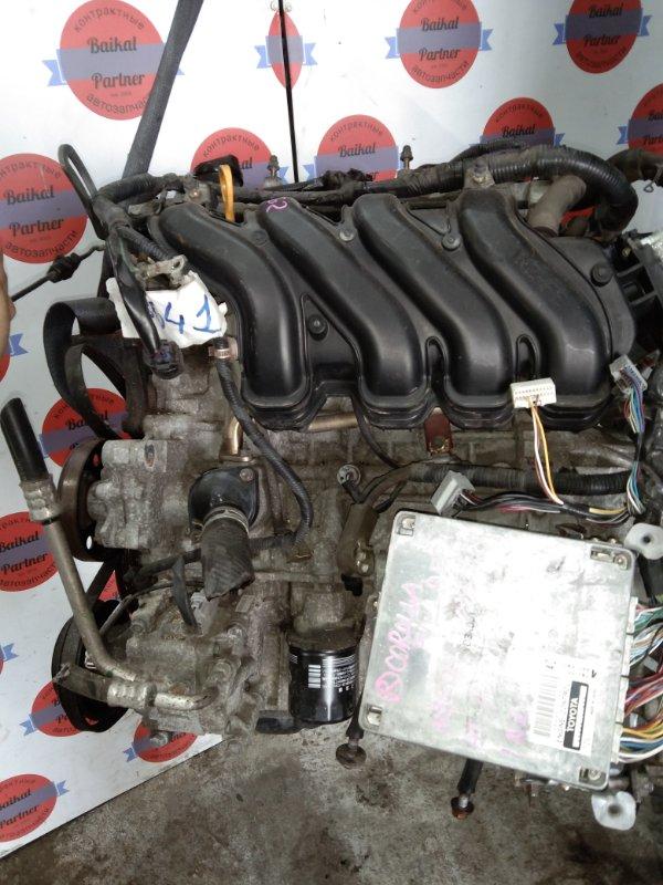 Двигатель Toyota Corolla Fielder NZE124G 1NZ-FE 2003
