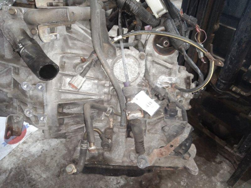 Акпп Nissan Murano TZ50 QR25DE 2006 RE4F04B FT44