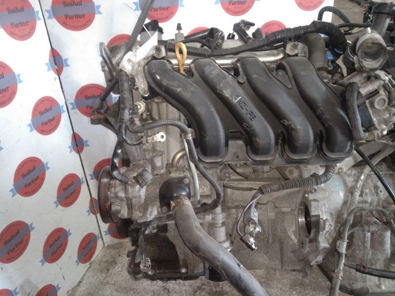 Двигатель Toyota Ractis NCP105 1NZ-FE