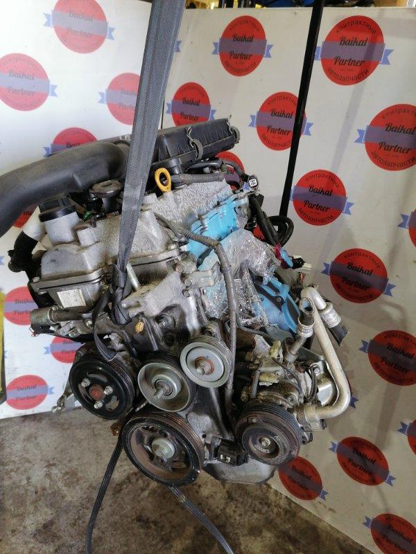 Двигатель Toyota Passo QNC10 K3-VE