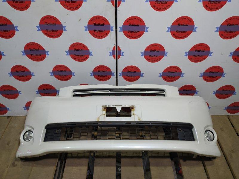 Бампер Toyota Voxy ZRR75W 3ZR-FE 2007 передний