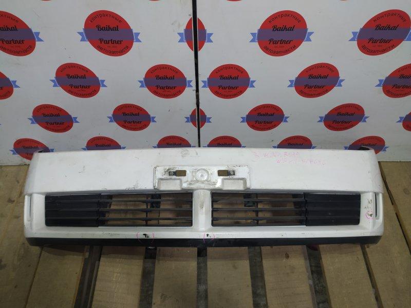 Бампер Nissan Wingroad WFY11 QG15DE передний