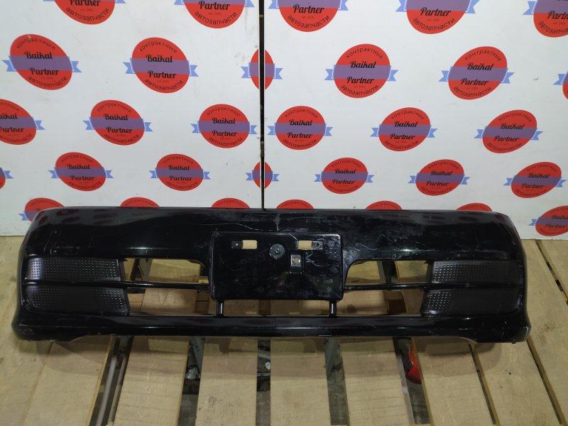 Бампер Nissan Liberty RM12 QR20DE 2002 передний