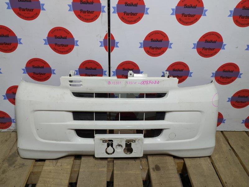 Бампер Daihatsu Hijet S331V KF-VE 2008 передний