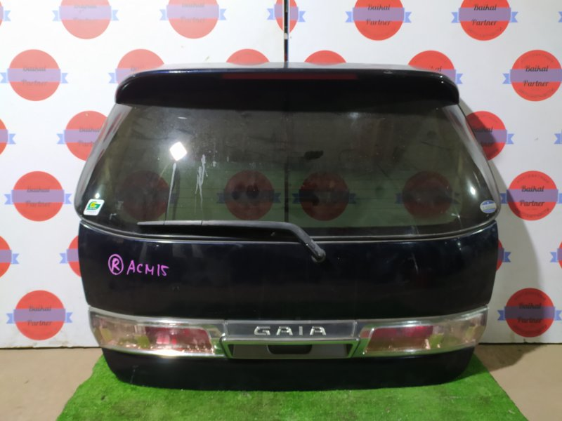 Дверь 5-я Toyota Gaia ACM15 1AZ-FSE