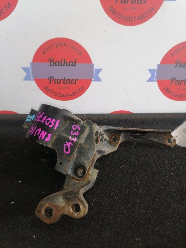 Подушка двс Nissan Bluebird ENU14 SR18DE задняя левая