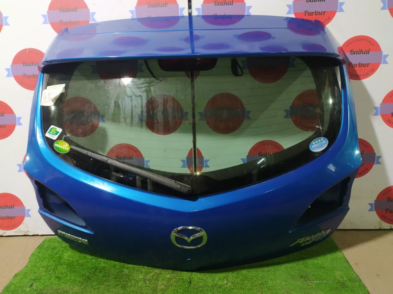 Дверь 5-я Mazda Axela BLFFW