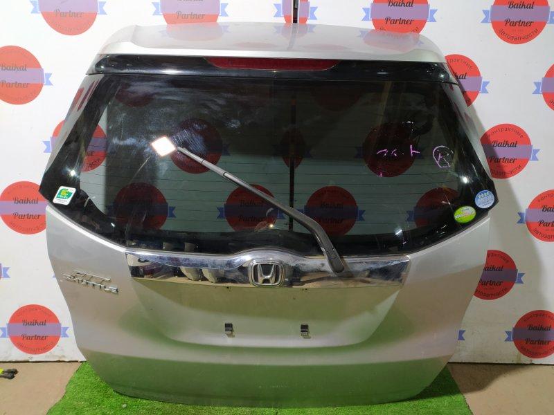 Дверь 5-я Honda Fit Shuttle GG7