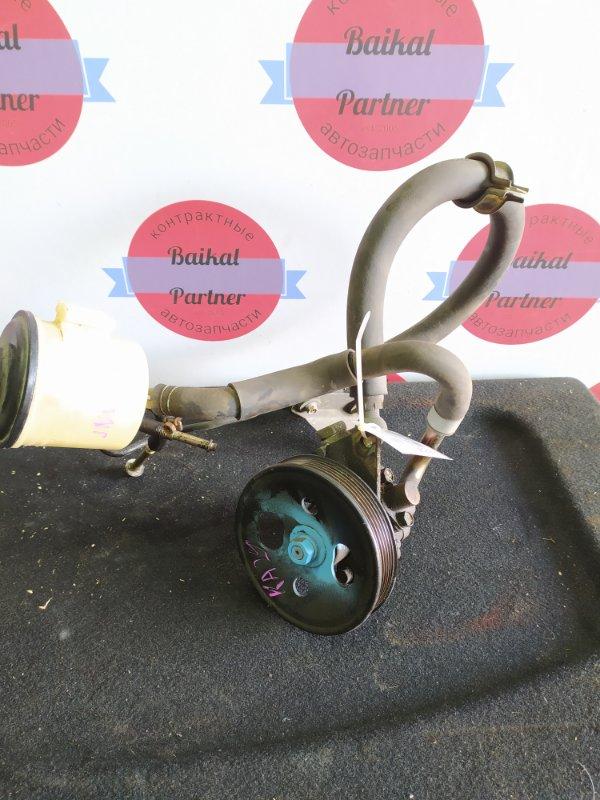 Гидроусилитель Nissan Bassara JNU30 KA24DE