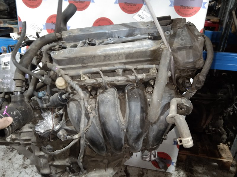 Двигатель Toyota Estima ACR40W 2AZ-FE 2000