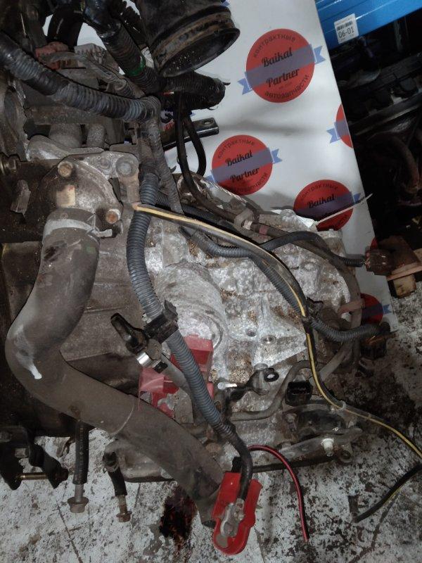 Акпп Nissan Bluebird ENU14 SR18DE 2000 RL4F03A FL40