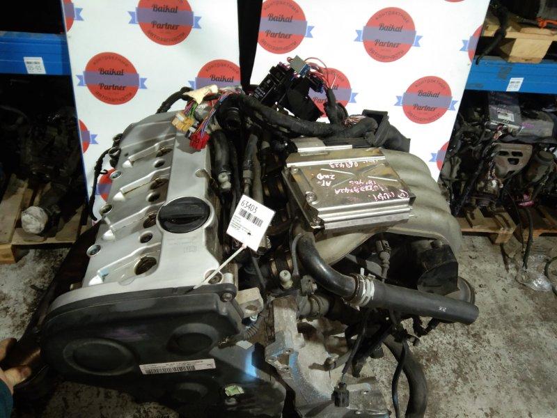 Двигатель Audi A4 ALT