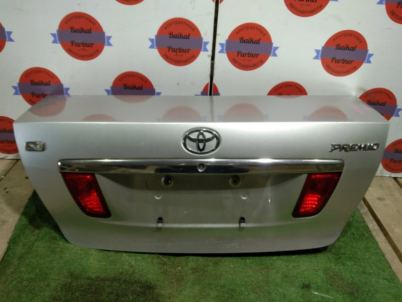 Крышка багажника Toyota Premio ZZT240 1ZZ-FE задняя