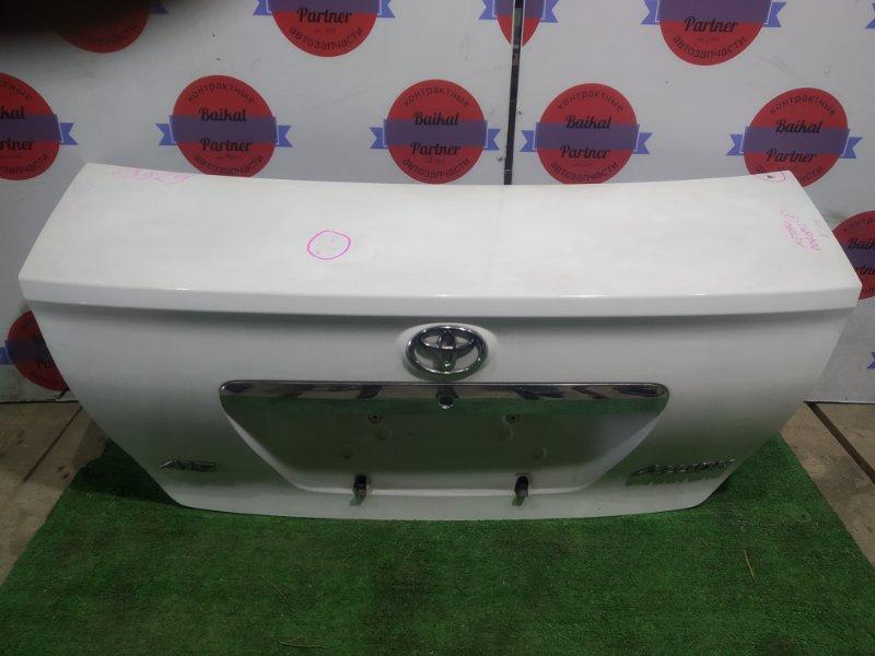 Крышка багажника Toyota Allion NZT240 1NZ-FE задняя