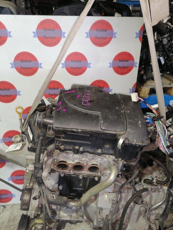 Двигатель Toyota Passo KGC30 1KR-FE 2011