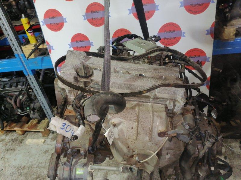Двигатель Nissan Bassara JNU30 KA24DE 2000