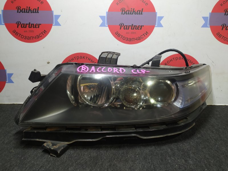 Фара Honda Accord CL8 K20A передняя левая P5965