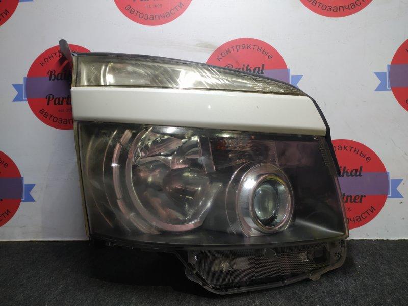Фара Toyota Voxy ZRR75G 3ZR-FE 2008 передняя правая 28-203