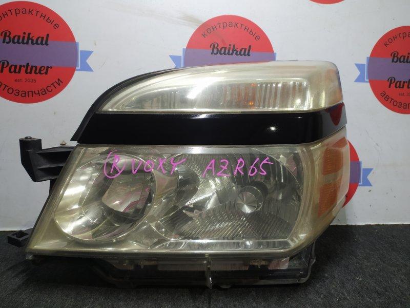 Фара Toyota Voxy AZR65 1AZ-FSE передняя левая 28-183