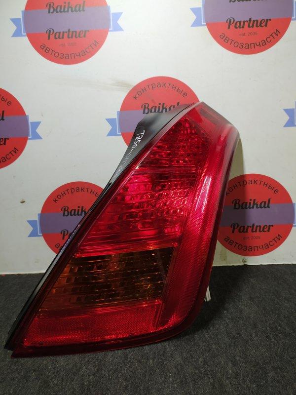Стоп Nissan Murano TZ50 QR25DE задний правый 220-63779