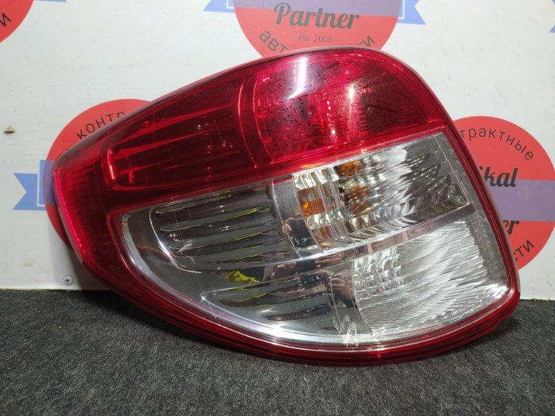 Стоп Suzuki Sx4 YB11S M15A задний левый 220-59135