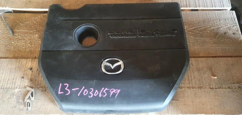 Накладка на двс Mazda Atenza GG3S L3-VE 2003