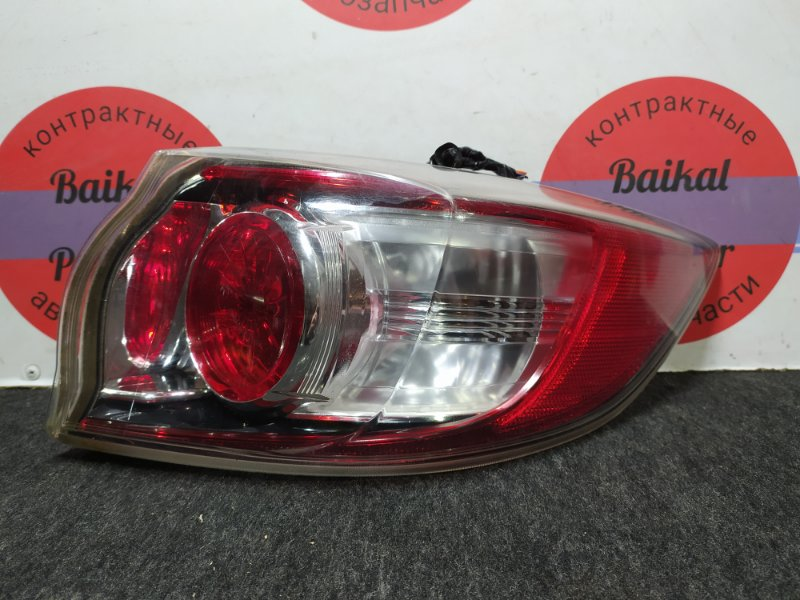 Стоп Mazda Axela BL5FW ZY-VE 2011 задний правый P8239