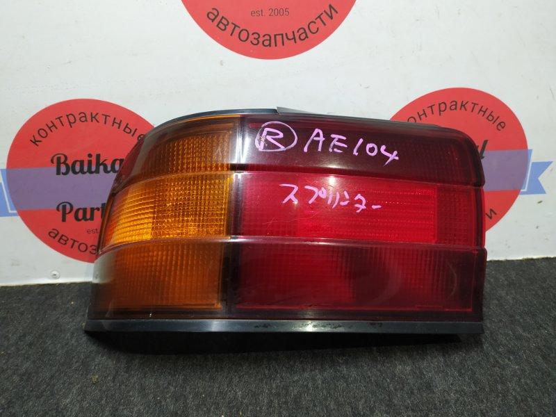 Стоп Toyota Sprinter AE104 4A-FE задний левый 12-353
